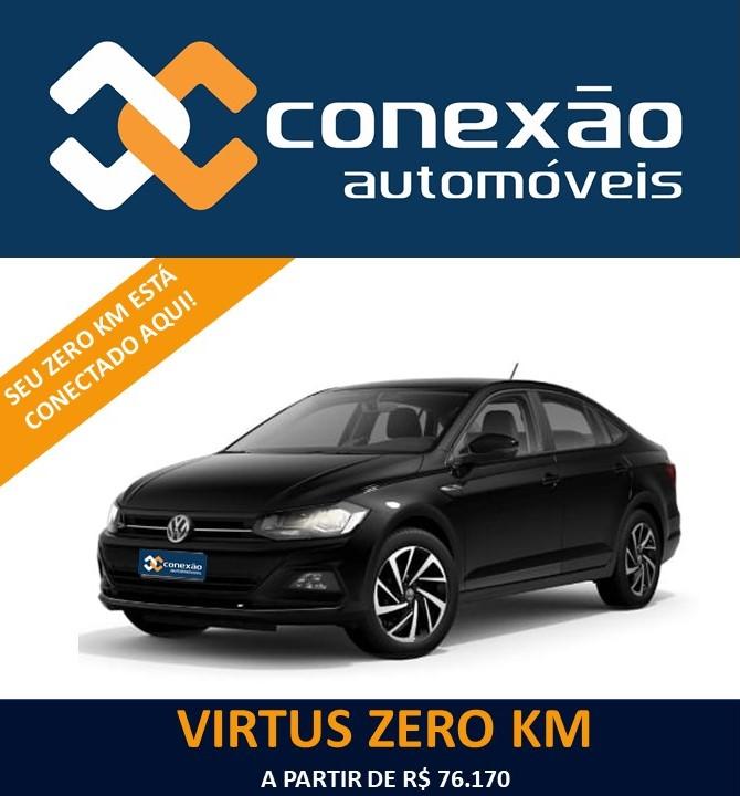 VIRTUS CONFORTLINE 200 TSI ZERO KM