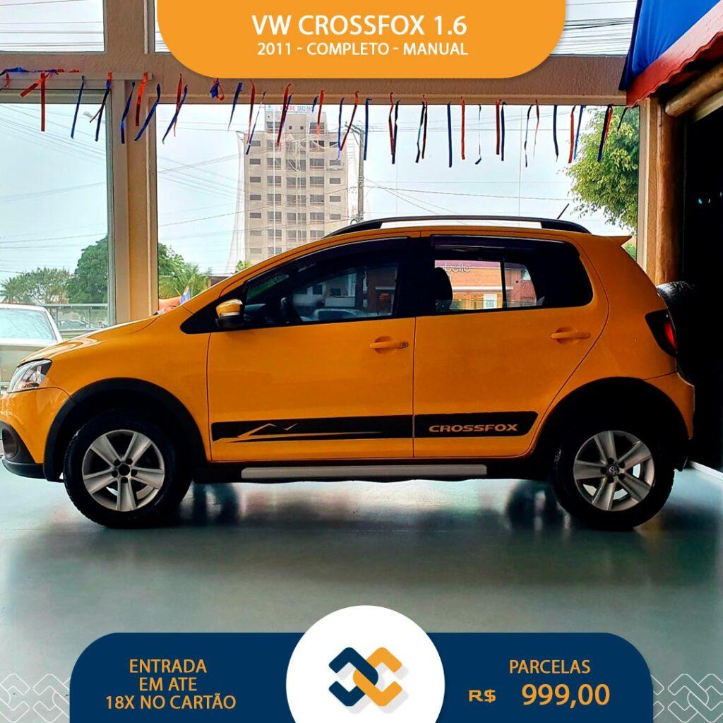 CROSSFOX GII